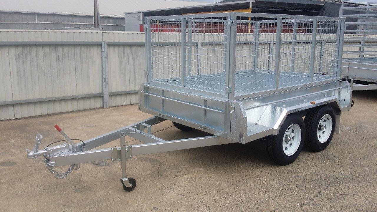 CURRENT SPECIAL 8X5 CAGE TRAILER